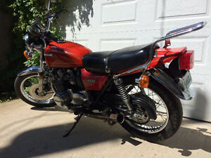 Kawasaki KZ650 REDUCED PRICE!