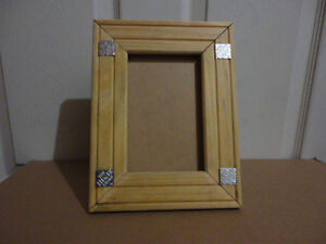 Handmade solid wooden picture frame Brand new
