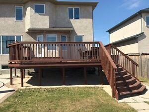 House deck for sale