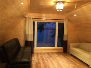 Luxury Lake Shore 2 Storey Chalet for rent