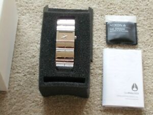 Ladies Nixon Watch. New and Never Worn.