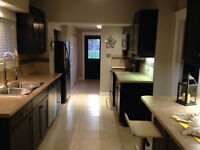 Gorgeously renovated 3 bedroom home located on Hamilton Mountain