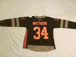 Brand New Auston Matthews Team North America Jersey