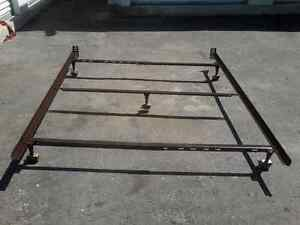 Double size bedframe