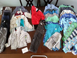 Boys 24 month clothing