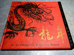 YEAR of the DRAGON 1st ED. ANCIENT JOURNAL of ORIENTAL WISDOM Cambridge Kitchener Area image 2