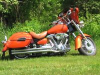 MUFFLER/SILENCIEUX VANCE & HINES POUR ROAD STAR