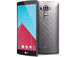LG G4 with otter box case and screen protector