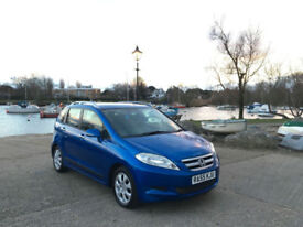 2005/55 Honda FR-V 2.2i-CTDi SE 6 Seat 5 Door Estate Turbo Diesel Blue