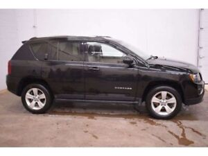 2017 Jeep Compass HIGH ALTITUDE 4X4 - HEATED SEATS * LEATHER