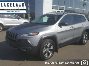 2016 Jeep Cherokee Trailhawk  - Bluetooth - $187.60 B/W