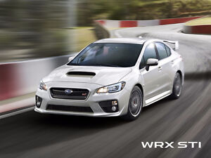 Looking for 2015+ Subaru WRX STI