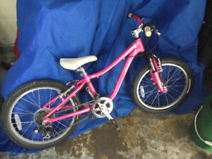 Vélo fille roues 20 po SPECIALIZED HOT ROCK exc. cond