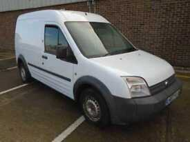 FORD TRANSIT CONNECT 1.8TDCI (90PS) HIGH ROOF VAN EURO IV T230 LWB L