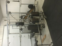 Multi station work out centre