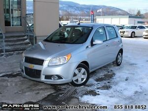 2011 Chevrolet Aveo LT   - A/C EQUIPPED - Low Mileage