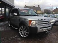 2006 (06) Land Rover Discovery 3 2.7TD V6 (5st) auto (Finance Available)