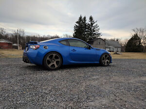 2013 Subaru BRZ Coupe (2 door)
