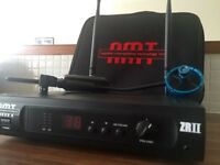 AMT WIRELESS SAXOPHONE/SAX/CLARINET MICROPHONE