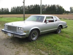 1977 BUICK RIVIERA TWO OWNER 83K MILES