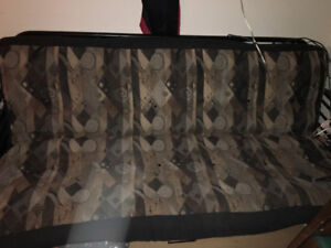 Queen size fouton. Thick comfortable mattress. From ikea