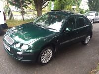 2003 Rover 25, 1.4 - 28,800 miles!