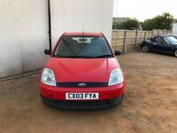 2003 Ford Fiesta 1.25 Finesse 5dr