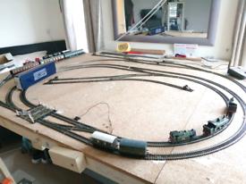 Railway layout