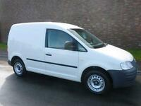 2009 Volkswagen CADDY C20 SDi 69ps Van *LOW MILES* Manual Small Van
