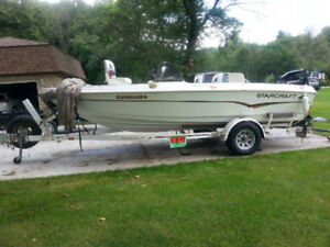 Excellent condition fishing boat package