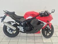 Hyosung GT 125 R own this bike for only £15.69 a week
