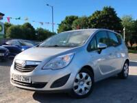 2011 VAUXHALL MERIVA 1.7 CDTi (A/C) S, 1 PRE OWNER + S/HISTORY + HPI CLEAR !!!!!