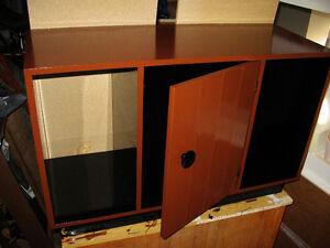 meuble télévision avec rangement