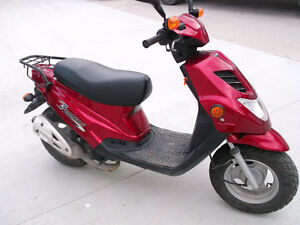 2009 Boomer Scooter for sale