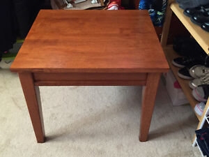 Wood Coffee and two end tables set Cambridge Kitchener Area image 2