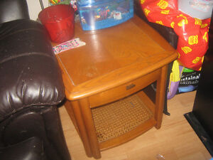 Coffee and end table set Cambridge Kitchener Area image 2