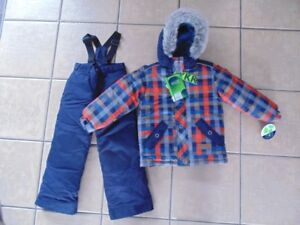 soute hiver 5 ans neuf