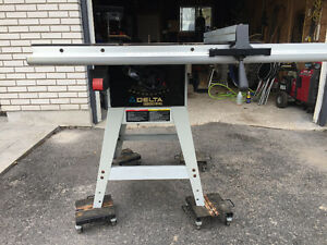 """Delta Industrial 10"""" Table Saw"""
