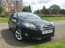 Ford Focus 1.0 SCTi ( 100ps ) EcoBoost 2012.75MY Zetec ONLY 31000 MILES