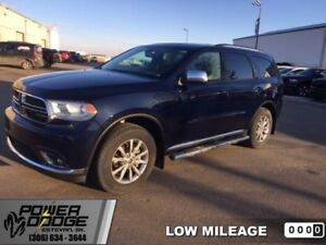 2017 Dodge Durango SXT  - $279.46 B/W - Low Mileage