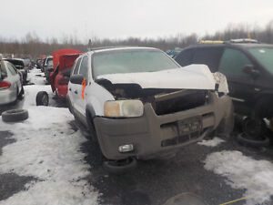 2002 Ford Escape Now Available At Kenny U-Pull Cornwall