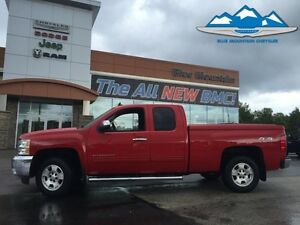 2012 Chevrolet Silverado 1500 1LT  ACCIDENT FREE, LOCAL TRADE, C