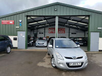 2010 Hyundai i20 1.4 Comfort MANUAL PETROL PX WELCOME