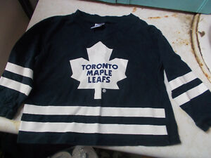 Toronto Maple Leafs Baby Long Sleeve Shirt/Jersey Size 2