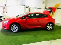 2014 Vauxhall Astra GTC 1.4T 16V Sport (s/s) 3dr