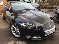 2013 Jaguar XF 2.2 TD Premium Luxury 4dr (start/stop)