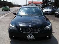 2006 BMW 5-Series 525i Sedan **CERTIFIED AND E-TESTED**