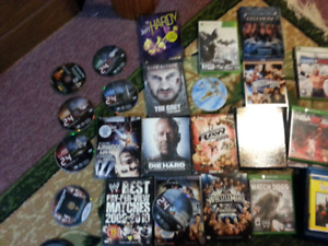 Games Movies and Console
