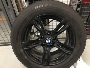 BMW X3 or X4 Winter Tires & Rims