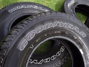 """17"""" Goodyear Wranglers SR-A Tires"""